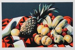 Fruits on Rug II