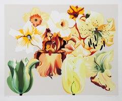 Island of Yellow Flowers