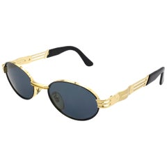 Lozza oval vintage sunglasses, Italy