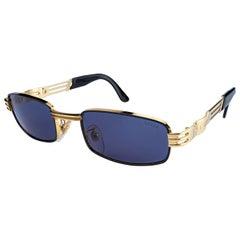 Lozza rectangular vintage sunglasses 80s