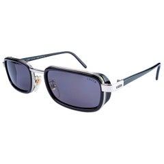 Lozza steampunk vintage sunglasses, ITALY