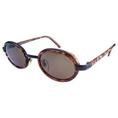 Lozza vintage sunglasses tortoise