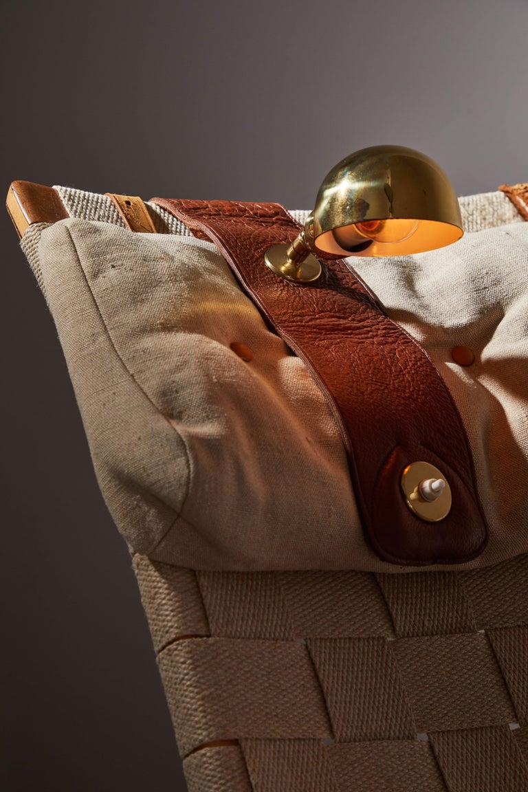 Italian Lp01 Armchair Lamp by Luigi Caccia Dominioni for Azucena For Sale