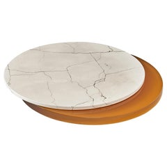 Ls 900 Lazy Susan Serving Dish - Resin and Zecevo Stone