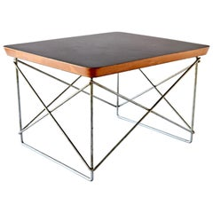 """""""LTR"""" Occasional Table by Charles Eames"""
