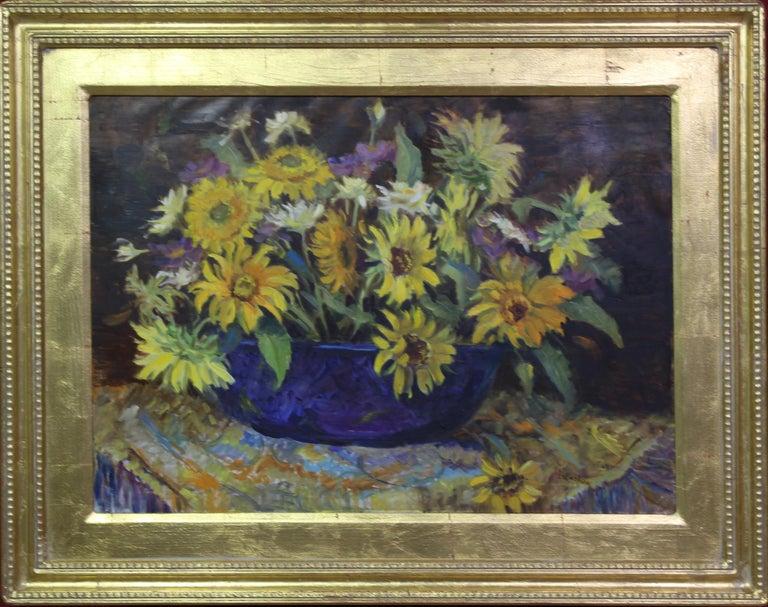 Lu Haskew Interior Painting - Abundance