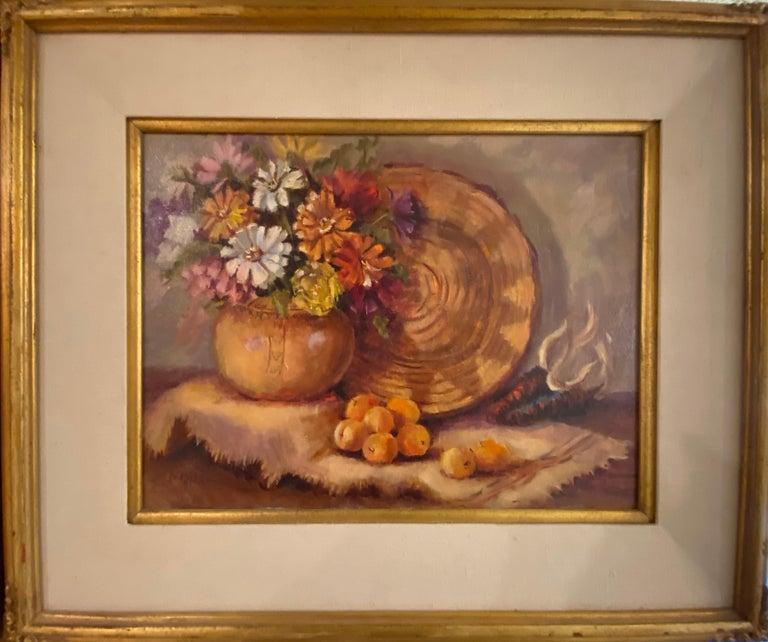Lu Haskew Interior Painting - Native Beauty