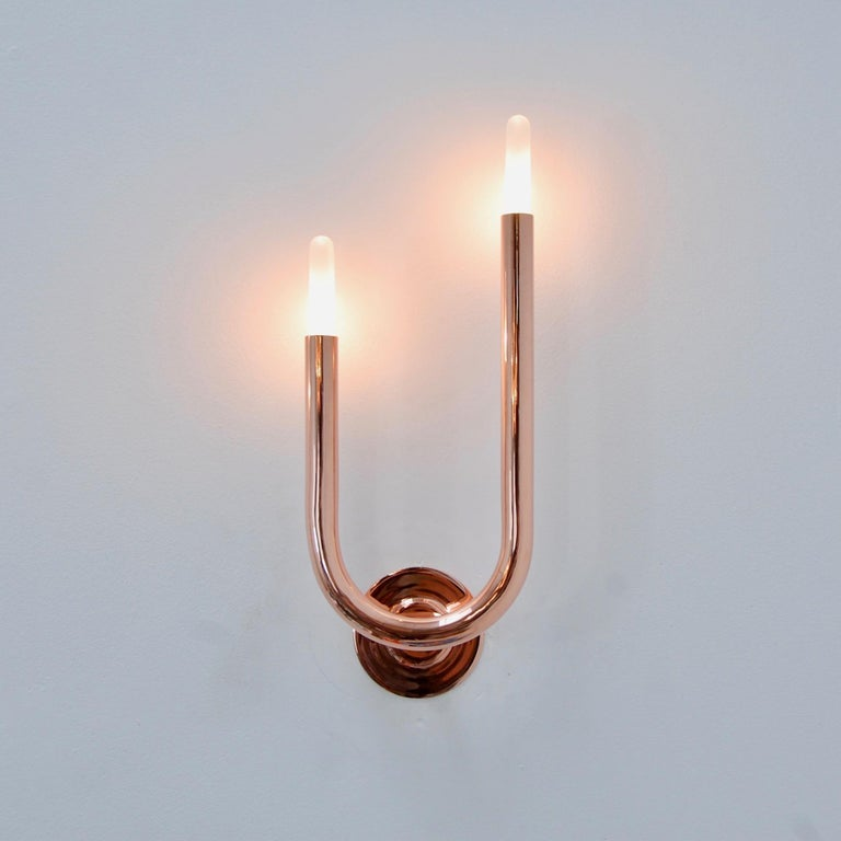 LU Wall Sconces CP For Sale 3