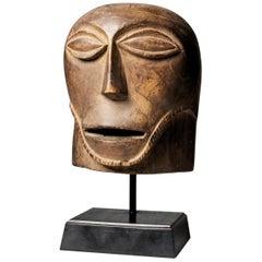 Luba, Hemba People, DRC, Helmet Mask, Provenance Collection Sulsenti, 1930s