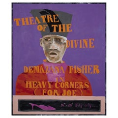 Lubaina Himid: Theatre of the Divine Limited Edition Print