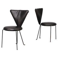 Lubke Side Chair in Memphis Style Set/2