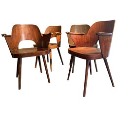 Lubomir Hofmann Armchair for TON