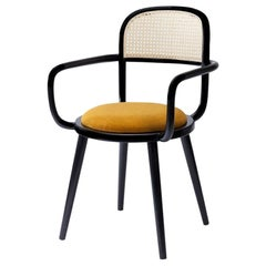 Luc Chair Upholstered Seat