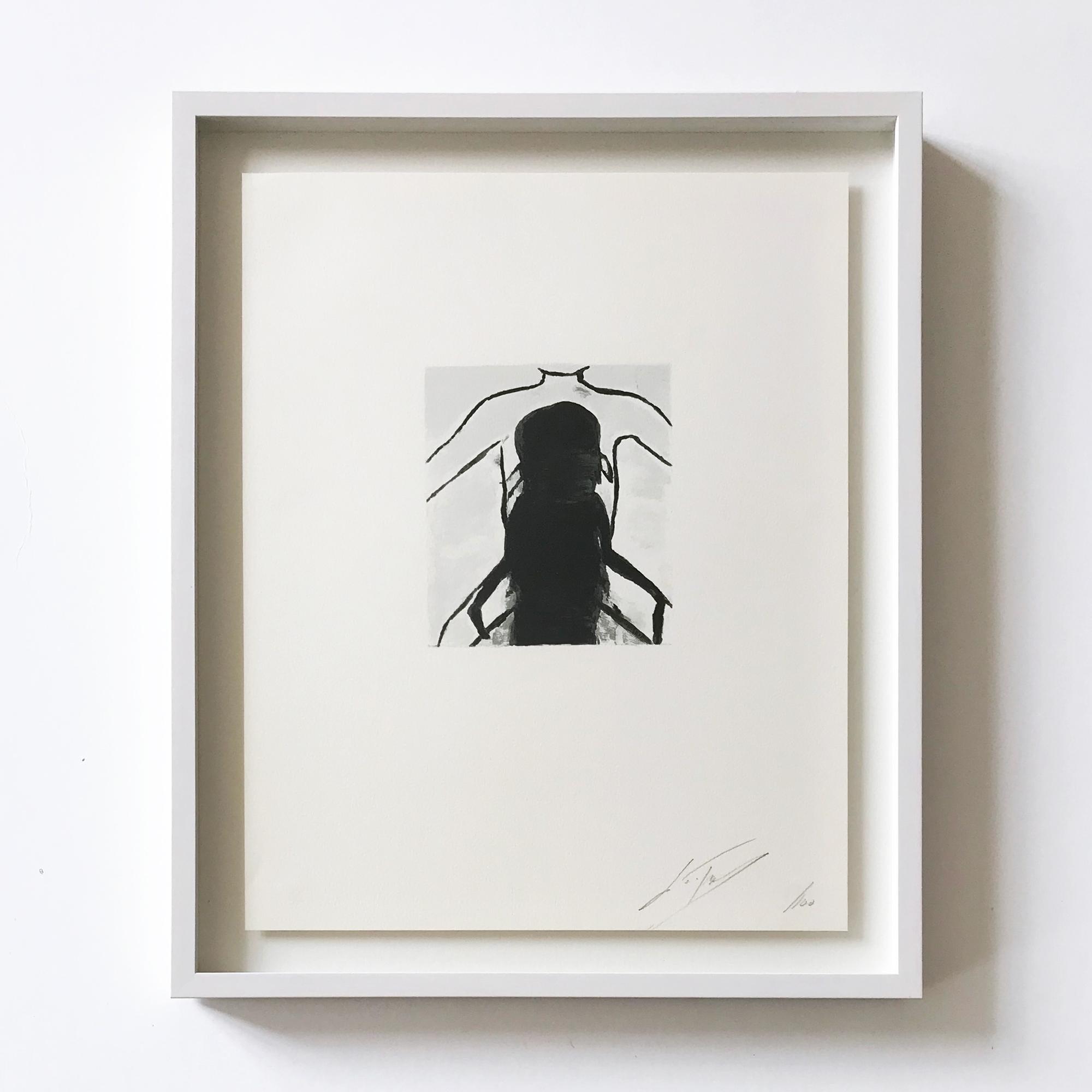 Superstition, Screenprint, Contemporary Art, Belgian Painter, 21st Century