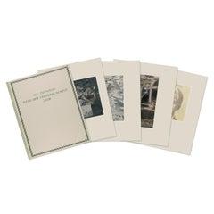 Wenn der Frühling kommt (When Spring Comes), Portfolio including 17 Prints