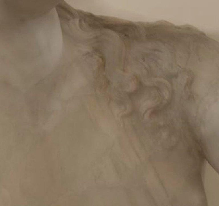 Roman Statue Study, 6 Abstract Figurative Color Photograph, 2016  For Sale 4
