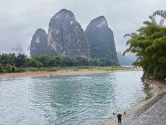 Li River at Xinping, Yuangsho, China