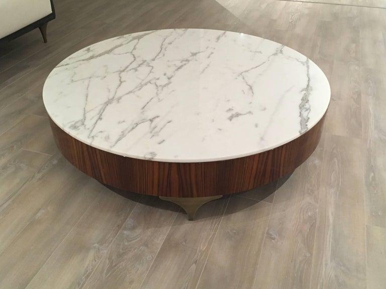 Italian Luca Scacchetti, Coffee Table, Percorsi Collection, Oak, Italy For Sale