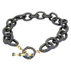 Lucea New York Blue Sapphire Bracelet