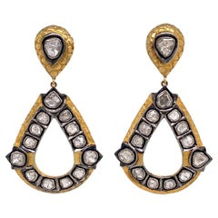 Lucea New York Diamond Chandelier Earrings