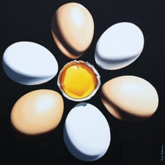 SOLE, Painting, Oil on Canvas