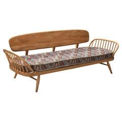 Lucian Ercolani for Ercol Original Adjustable Sofa Daybed Model '355'
