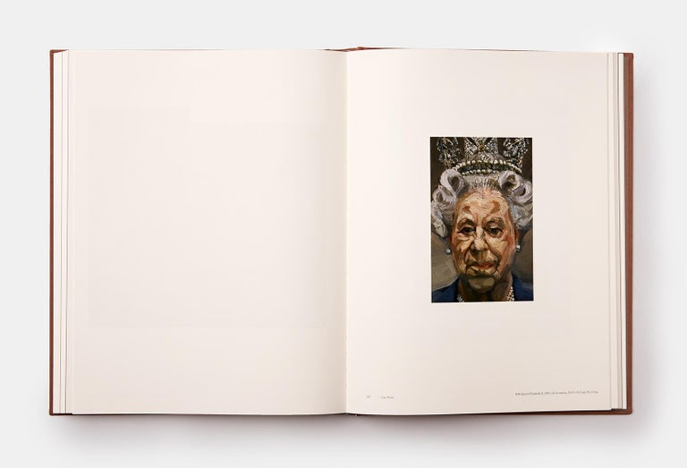 Contemporary Lucian Freud Two-Volume Monograph with Slipcase For Sale