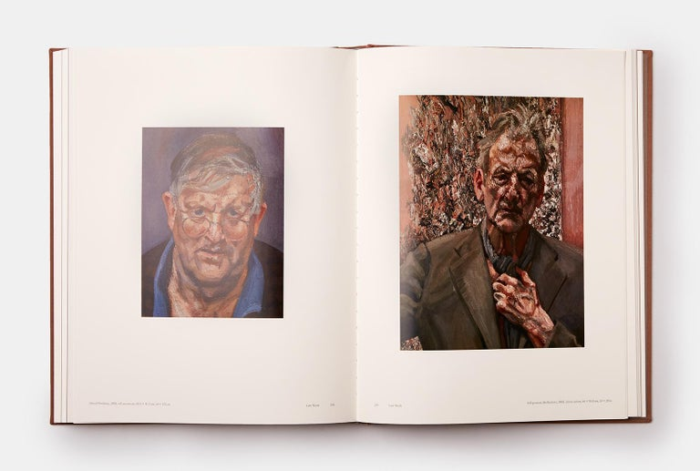 Lucian Freud Two-Volume Monograph with Slipcase For Sale 1