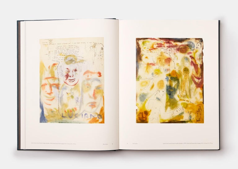 Lucian Freud Two-Volume Monograph with Slipcase For Sale 2