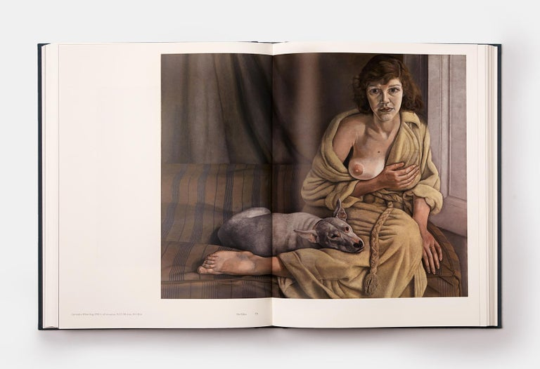 Lucian Freud Two-Volume Monograph with Slipcase For Sale 3