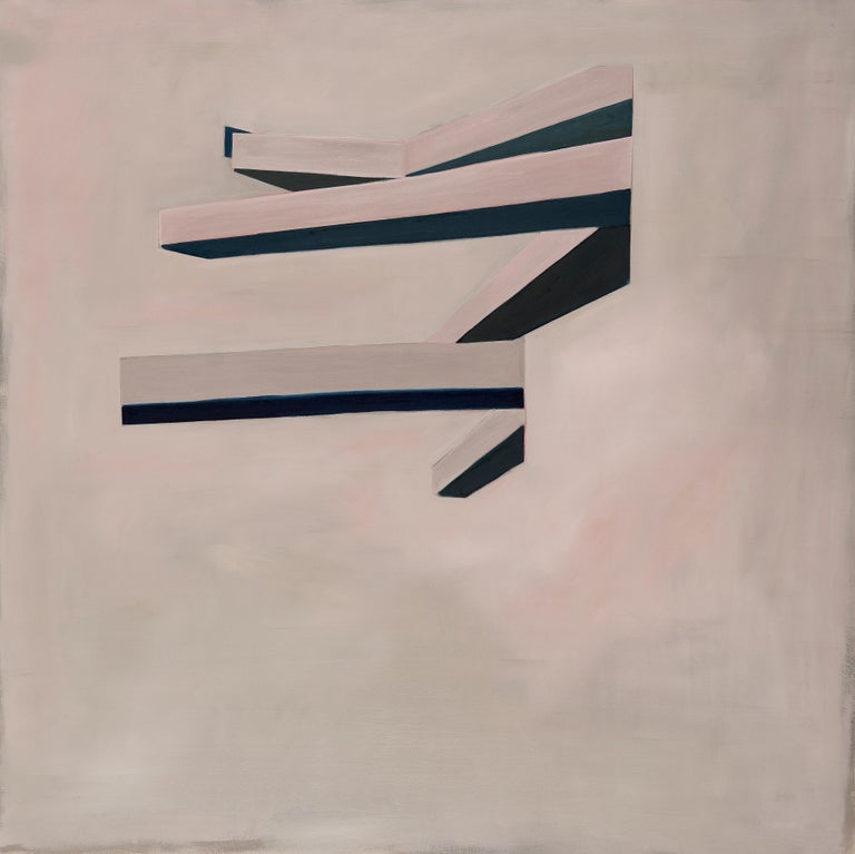 Luciana Levinton Abstract Painting - Untitled (Sesc Pompeia)