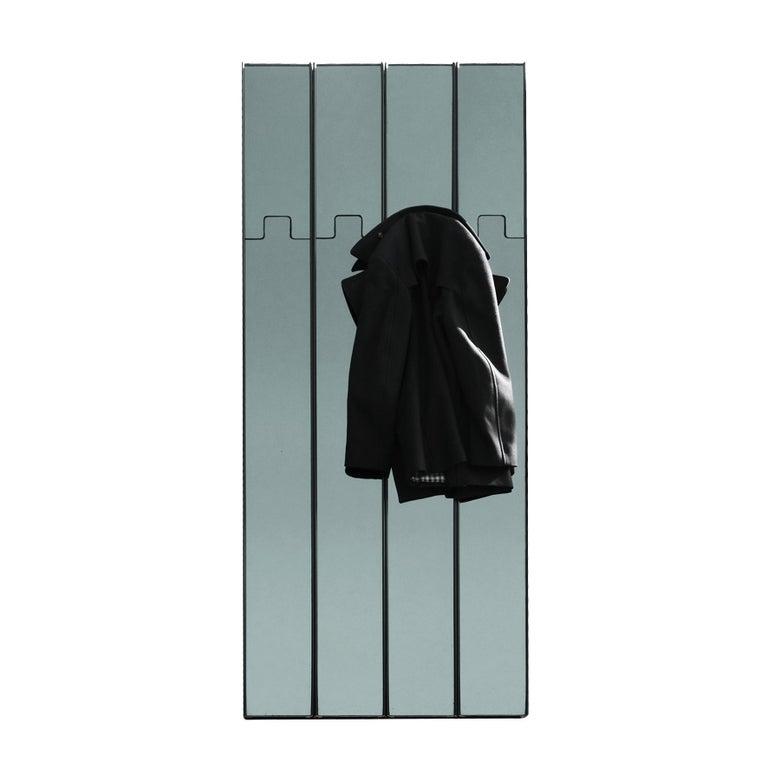 Luciano Bertoncini, Wall Mirror Coat-Rack,