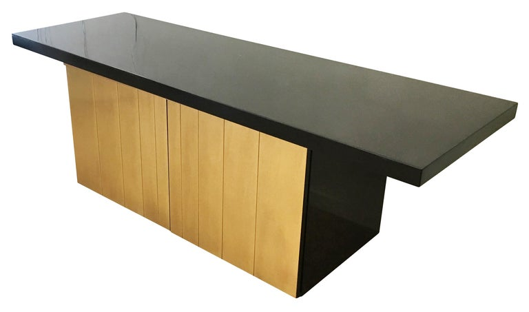 Luciano Frigerio Console or Cabinet Set, Italy, 1960s For Sale 2
