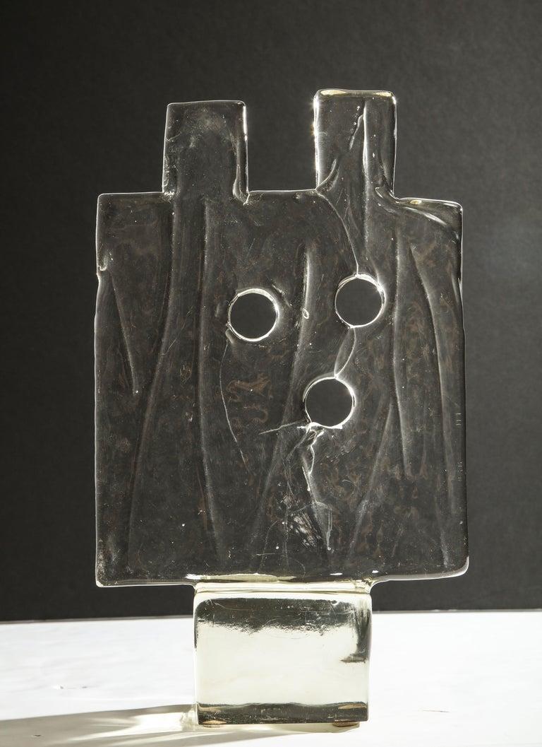 Luciano Gaspari Glass Sculpture for Salviati For Sale 5