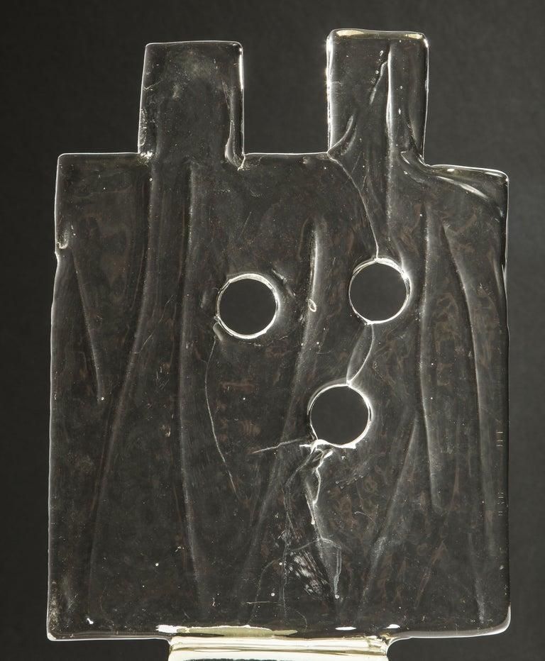 Luciano Gaspari Glass Sculpture for Salviati For Sale 6