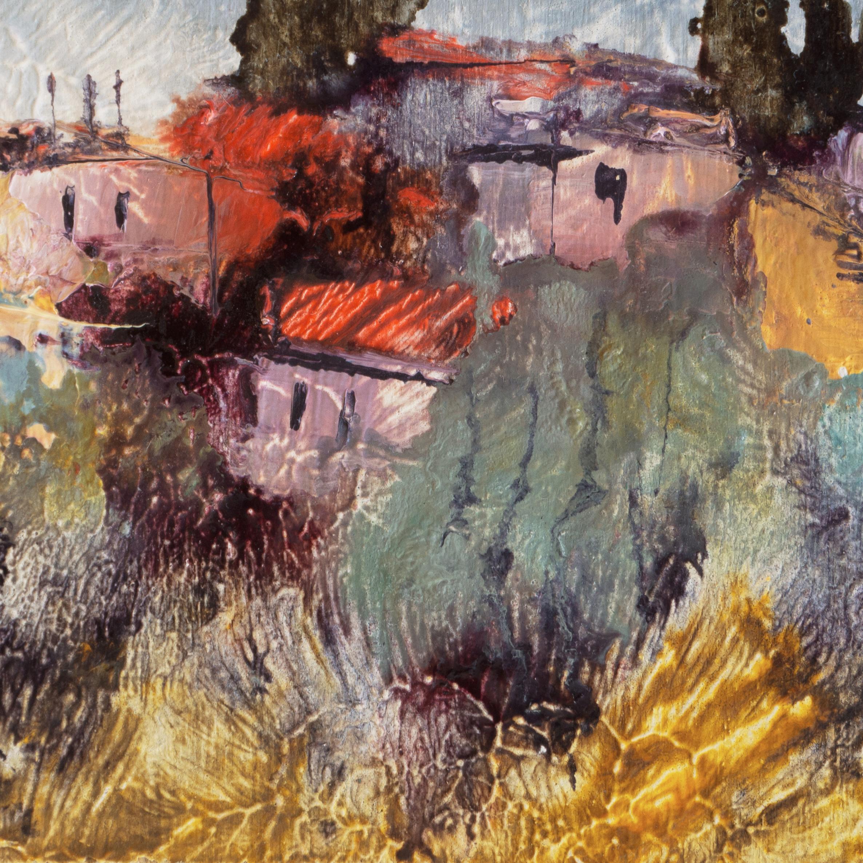 9f0e810322d Luciano Pasquini - Tuscan Landscape (Italy