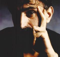 Frank Zappa Closeup Vintage Original Photograph