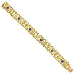 Lucien Gaillard Revivalist Gold Bracelet