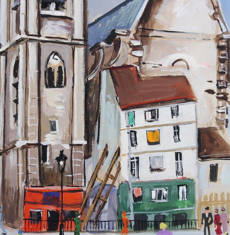 Church of Saint-Nicolas du Chardonnet in Paris For Sale 5