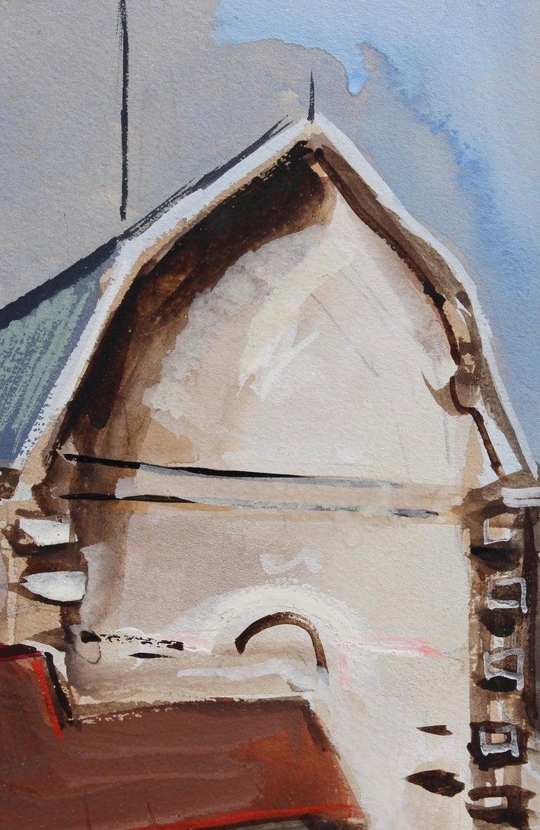 Church of Saint-Nicolas du Chardonnet in Paris For Sale 2