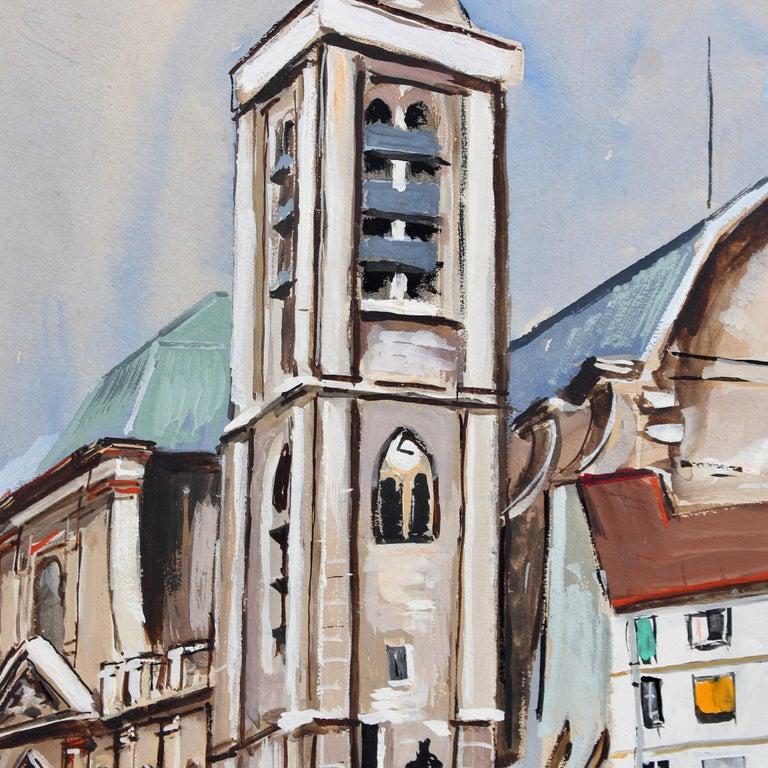 Church of Saint-Nicolas du Chardonnet in Paris For Sale 3