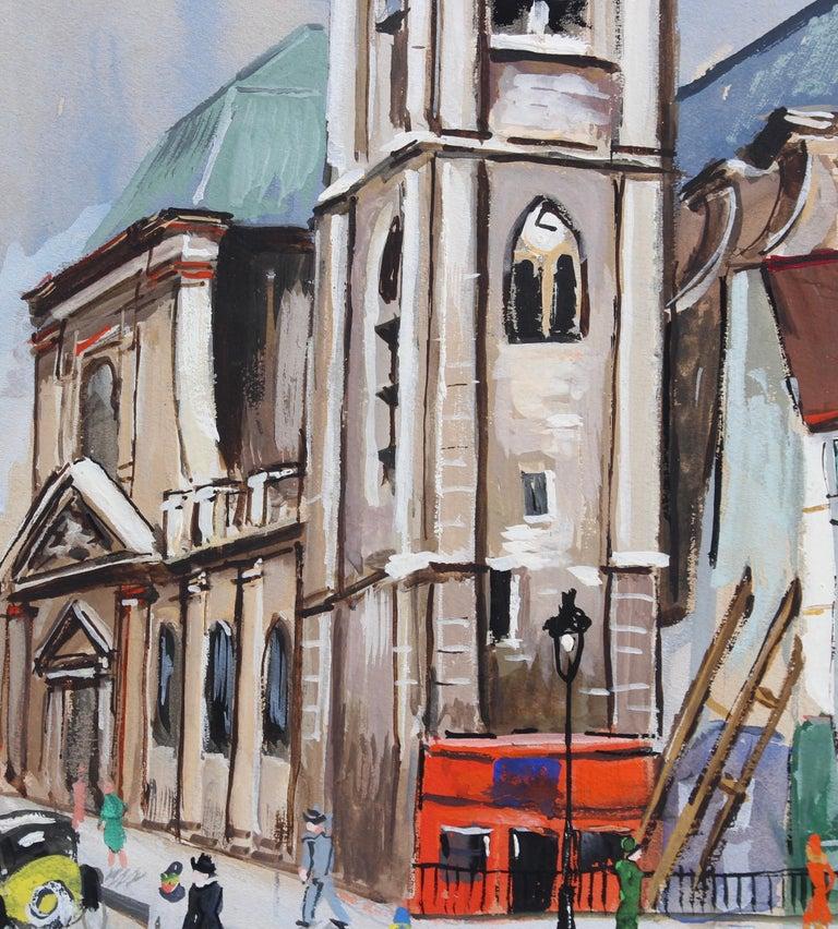 Church of Saint-Nicolas du Chardonnet in Paris For Sale 4