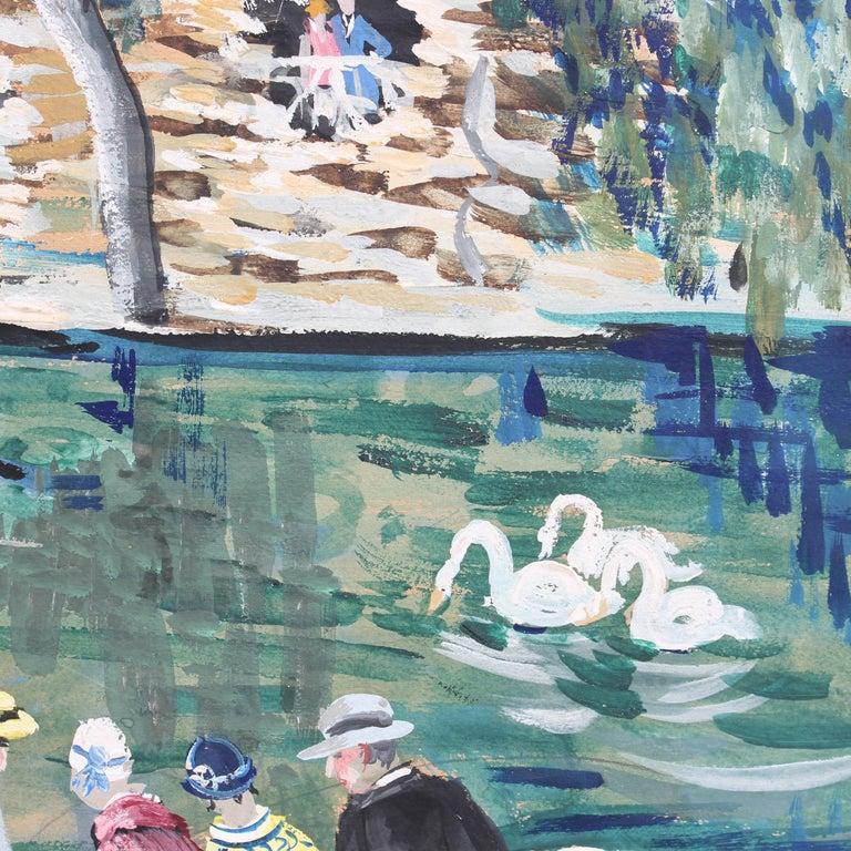 Parc des Buttes-Chaumont, Paris For Sale 11