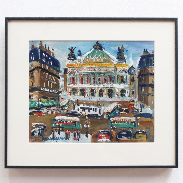 Paris Opera House Garnier by Lucien Génin (circa 1930s) 2