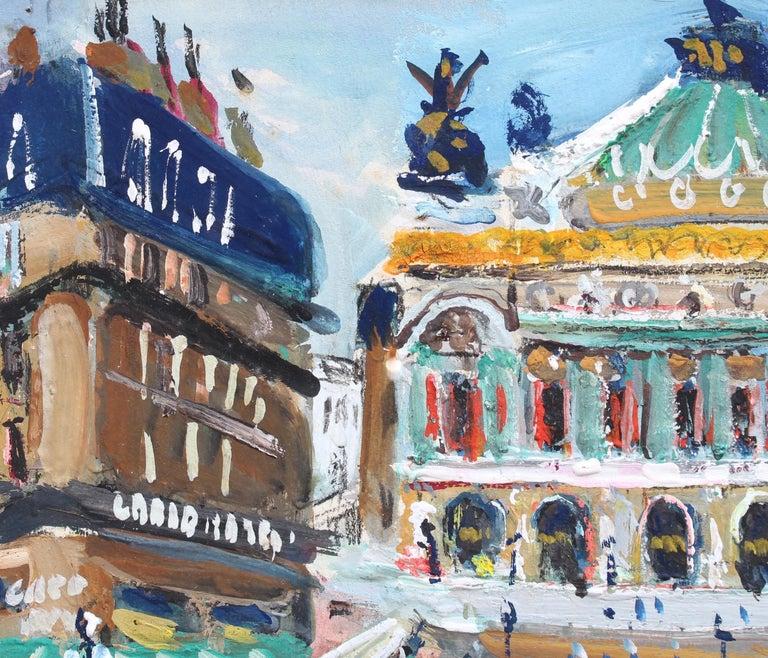 Paris Opera House Garnier by Lucien Génin (circa 1930s) 8