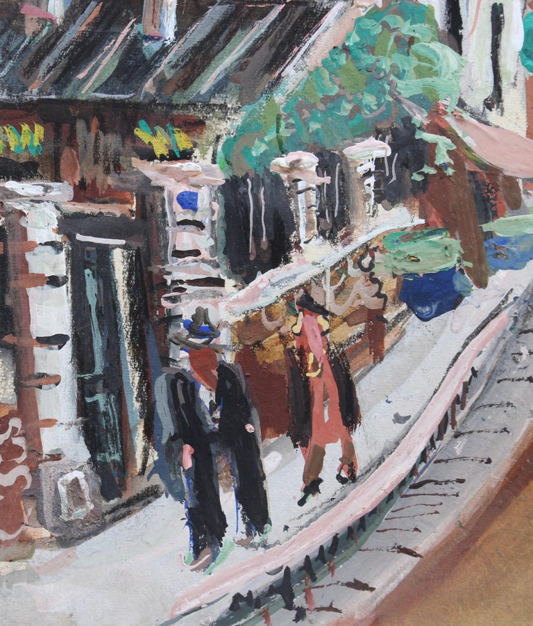 View of Montmartre from Rue Lepic For Sale 7