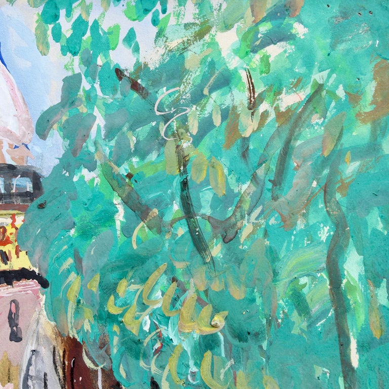 View of Montmartre from Rue Lepic For Sale 3