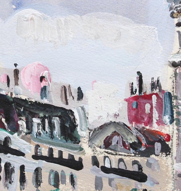 View of Saint Germain des Pres Church For Sale 5