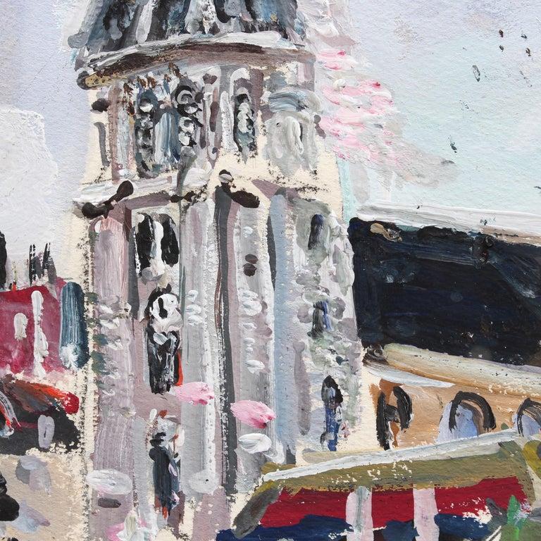 View of Saint Germain des Pres Church For Sale 6