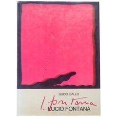 Lucio Fontana, Guido Ballo, 1971